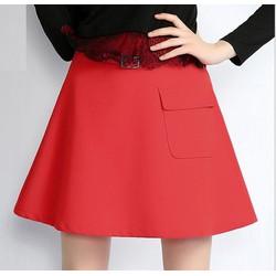 Chân váy thời trang cao cấp Hồng Kông XY870