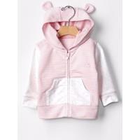 Áo hoodie gấu hồng siêu xinh hãng GAP - hàng nhập Mỹ