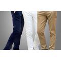 Quần kaki nam Hàn Quốc form body ôm giá rẻ nhất có nhiều màu