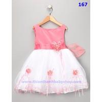 Đầm công chúa sắc thu ngọt ngào 167