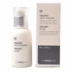 Kem lót dưỡng da TheFaceShop Face It Primer Velvet Skin