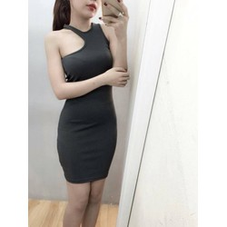 HOT SALE -ĐẦM BODY CUT OUT -1041
