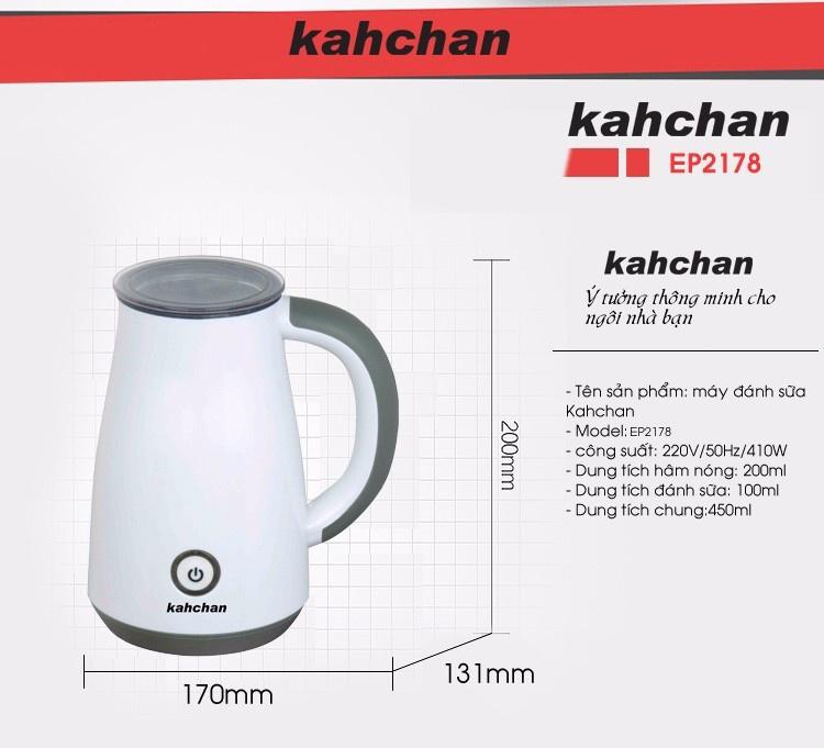 may danh sua tao bot ham sualam sua trung sua cacao kahchan ep2178 1m4G3 578e1b Một vài san sẻ về sản phẩm máy đánh trứng dành cho bà nội trợ