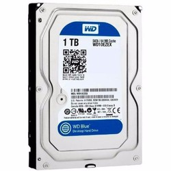 Ổ cứng gắn trong Sata Western HDD WD Blue 1TB