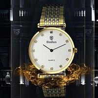Đồng hồ  Budas tráng bạc chất lượng cao giá bán là 1 cái