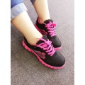 Giày thể thao siêu nhẹ màu hồng N22