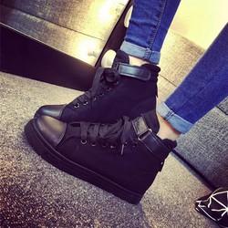 F3979.com- Giày boot phong cách Hàn Quốc B008D