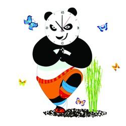 Đồng hồ gấu trúc Panda