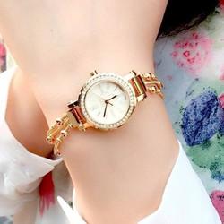 Đồng hồ nữ chính hãng JU979 thép 3 sợi - Thương Hiệu