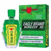 Dầu gió xanh con Ó Mỹ Eagle Brand 24ml chất lượng cho thị trường Mỹ