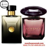 Nước hoa Nam Nữ Versace Noir