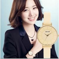 Đồng hồ JULIUS ju972 vàng kem, hàng đẹp giá rẻ