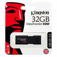 USB Kingston DT100 3.0 32GB