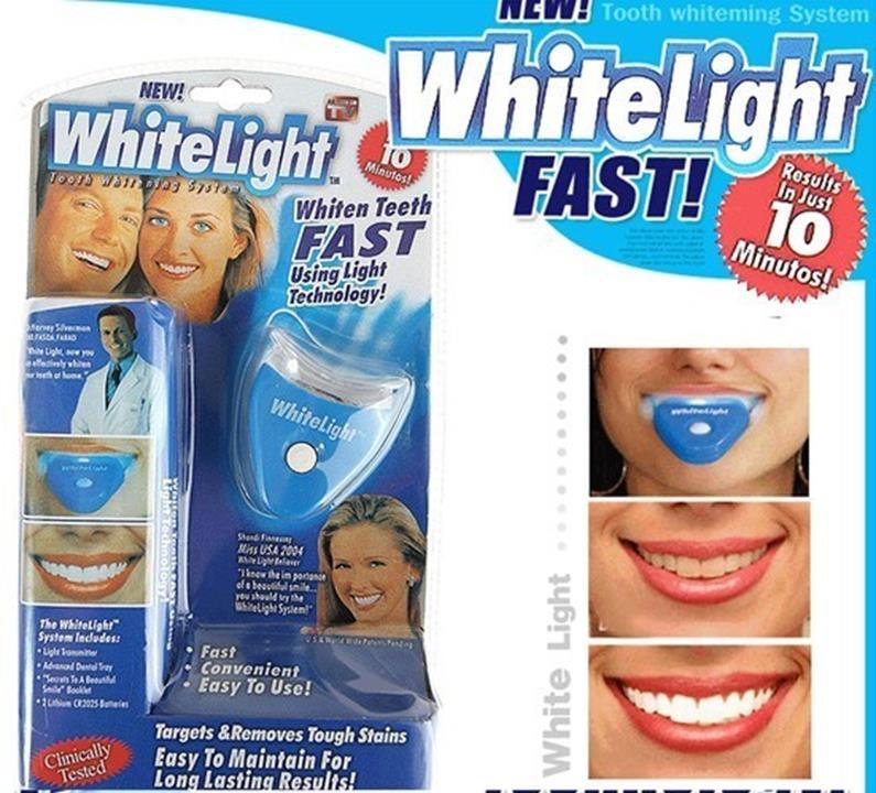 Dụng cụ làm trắng răng an toàn White light 1
