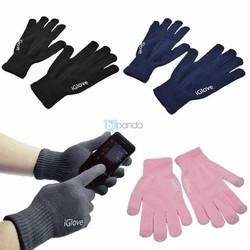 Sỉ lẻ Găng tay len cảm ứng màn hình IGlove chuẩn UK free suze