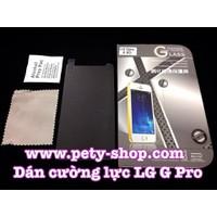 Miếng dán cường lực LG Optimus G Pro