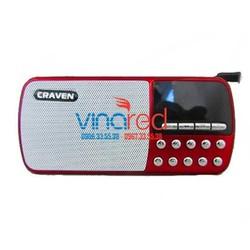 Loa Nghe Nhạc + Đài FM Craven 10