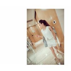 Jumpsuit short thời trang sành điệu DDT 07075