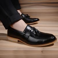 Giày da nam cao cấp,da thật,kiểu dáng thời trang, mẫu mới 2015