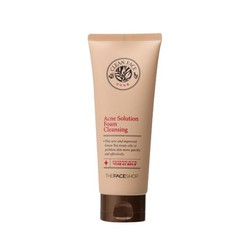 Sữa Rửa Mặt Chiết Xuất Trà Xanh Clean Face Acne Foam Cleansing