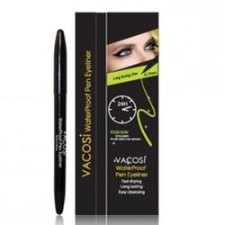 Bút kẻ mắt nước Vacosi  VacosiWater Proof Pen Eyeliner