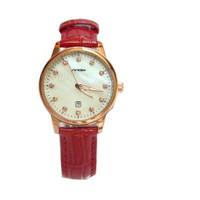 Sale!! Giá gốc!! Đồng hồ SINOBI si025 dây da tuyệt đẹp chỉ có Màu Tím