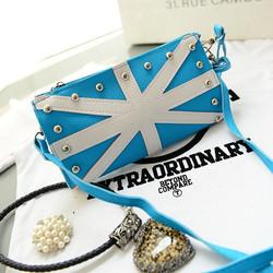 Túi xách thời trang châu âu hoạ tiết cờ mỹ MSP:TX058