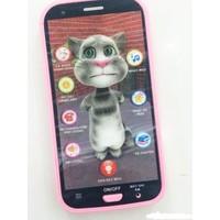 Điện thoại mèo tôm biết nói
