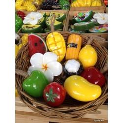 Xà phòng trái cây Thái Lan trắng da 2 cục