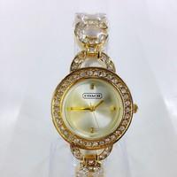 Đồng hồ nữ dây kim loại giá rẻ Coach Coa036