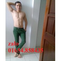 Quần kaki nam body KK1011