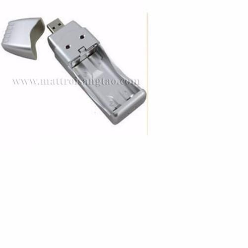 Sạc pin AA AAA USB