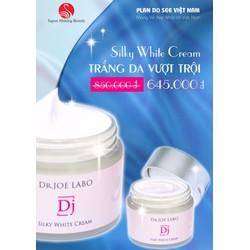 Kem dưỡng trắng da Silky White Cream hiệu quả an toàn