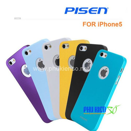 Ốp lưng Iphone 5 Pi sen