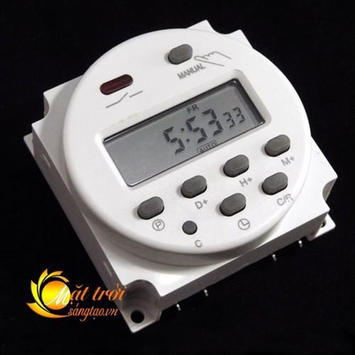Công tắc hẹn giờ lập trình điện tử CN101A 12V