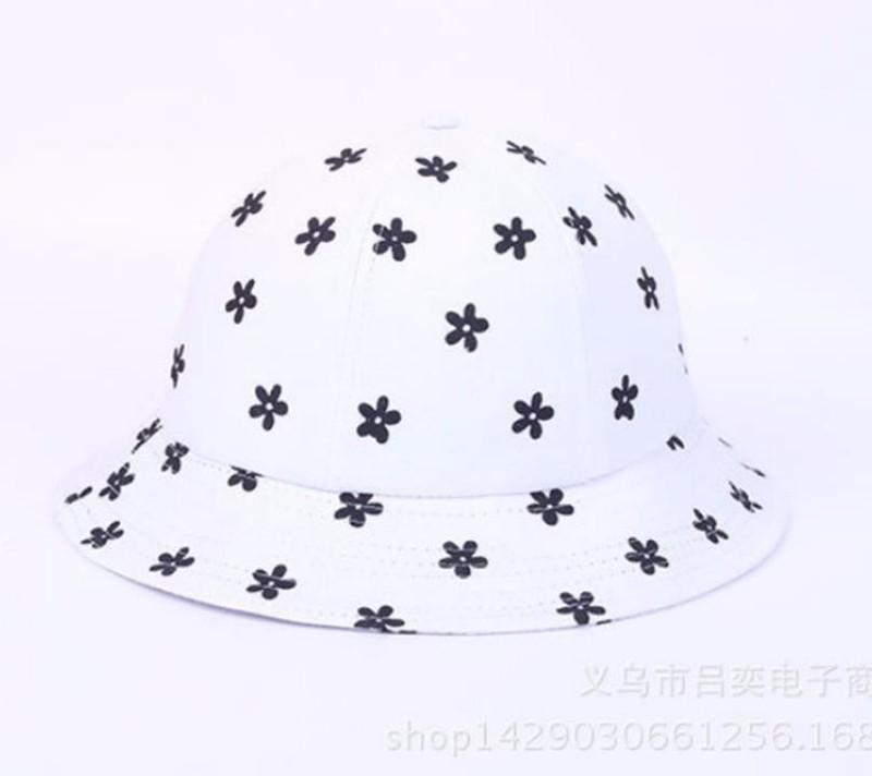 Nón Bucket Nón Tai Bèo Hoa M27 9