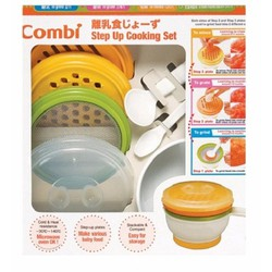 Bộ ăn dặm Combi, Bộ chế biến thức ăn dặm Combi - AD Combi
