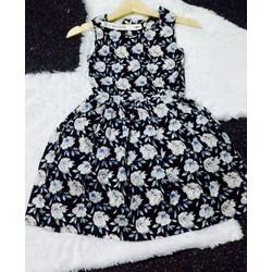 Shop Cún-Đầm Xoè Hoa Hàng Thái Cực Xinh