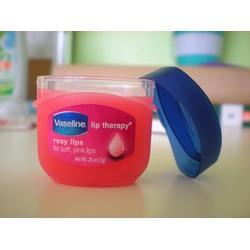Sáp Dưỡng Môi Vaseline Rosy Lips Therapy