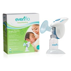 Máy hút sữa Evenflo Simplygo Single Breast Pump