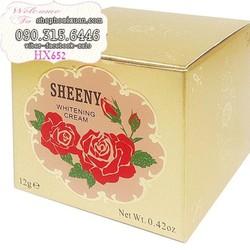Kem hỗ trợ điều trị mụn và dưỡng trắng da Sheeny - HX652