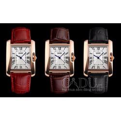 Đồng hồ nữ dây da SKmei 1085 thời trang rất đẹp