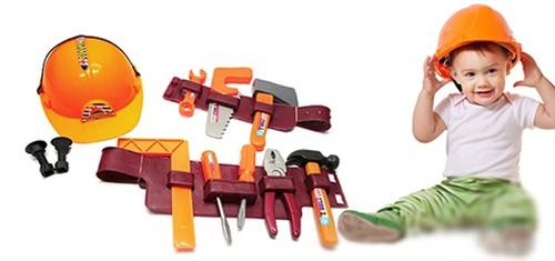 Bộ đồ chơi thợ điện cho bé 4