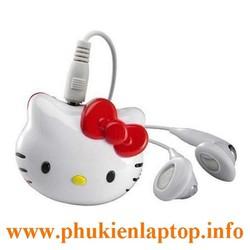 MP3 THẺ NHỚ HÌNH HELLO KITTY DỄ THƯƠNG