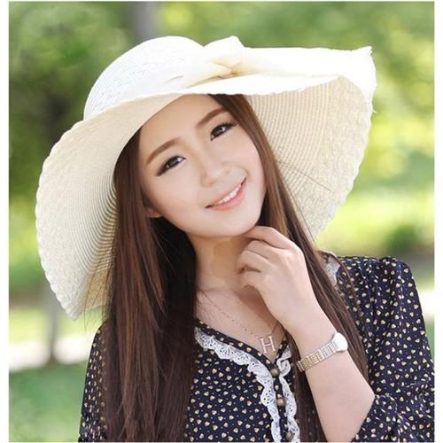 Mũ nón rộng vành đi biển thời trang cao cấp VSN009