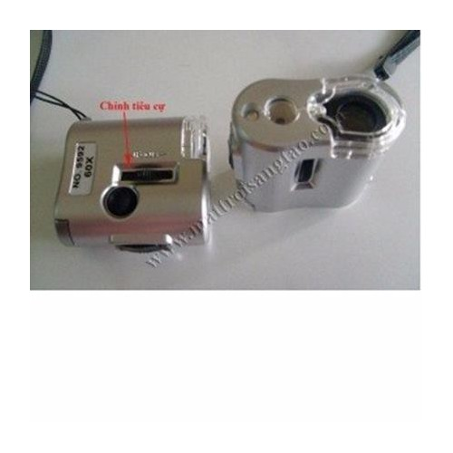 Kính lúp mini 60X V2