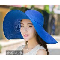 Nón mũ rộng vành thời trang Hàn Quốc Hàng NHập L1250