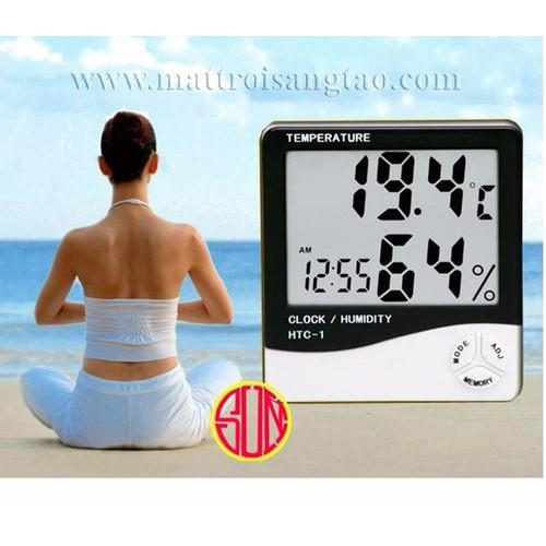 Máy đo độ ẩm, nhiệt độ