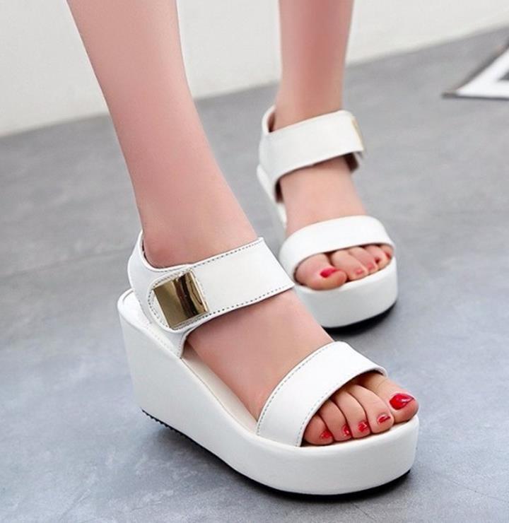 Giày sandal nữ cao G846-T 5