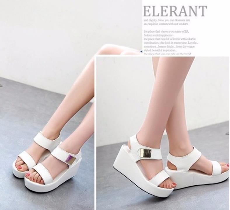 Giày sandal nữ cao G846-T 3